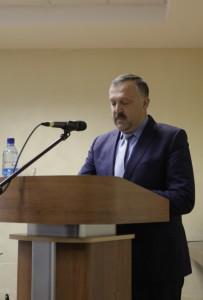 Председатель Кобринского райисполкома А.И. Зозуля