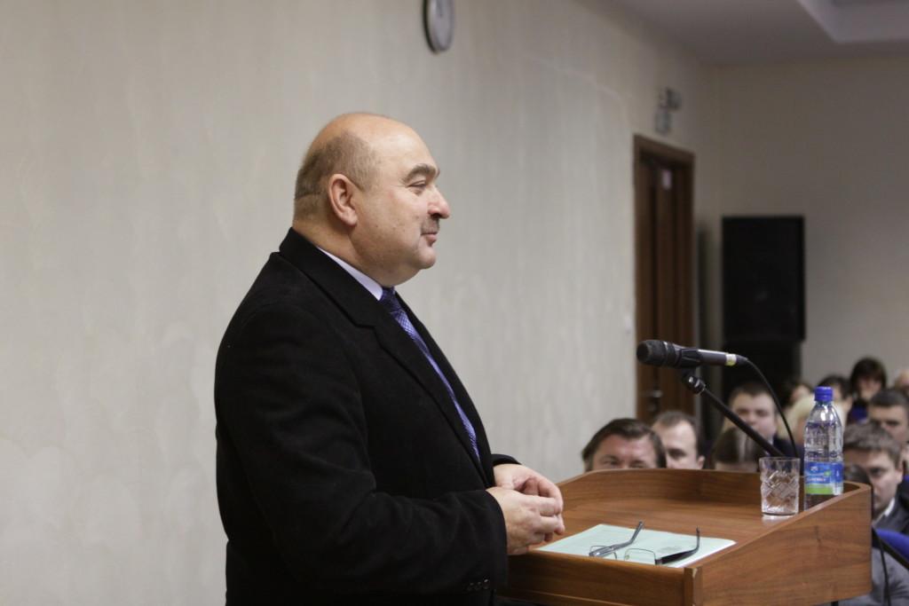 Профессор Антоний Миронович