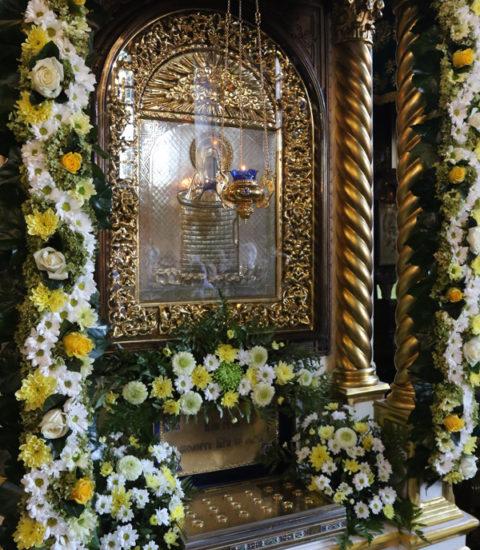 Престольный праздник Брестского кафедрального собора