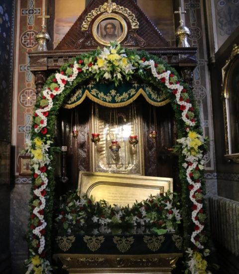 Состоялось празднование памяти преподобномученика Афанасия Брестского